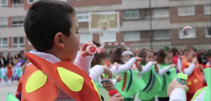 Entroido 2019 Colegio Labor Vigo