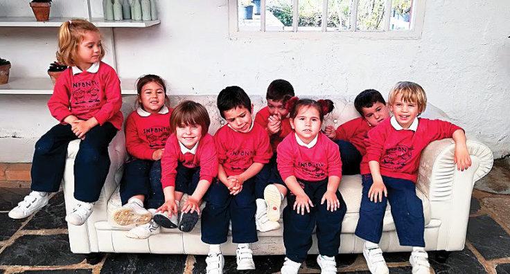 Imagen grupo infantil