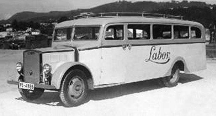 Labor Bus